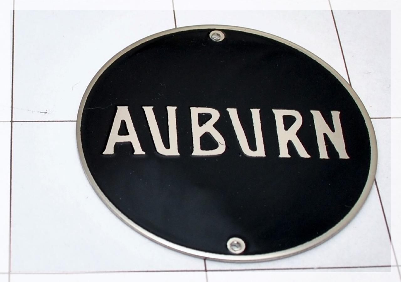 Auburn - 7