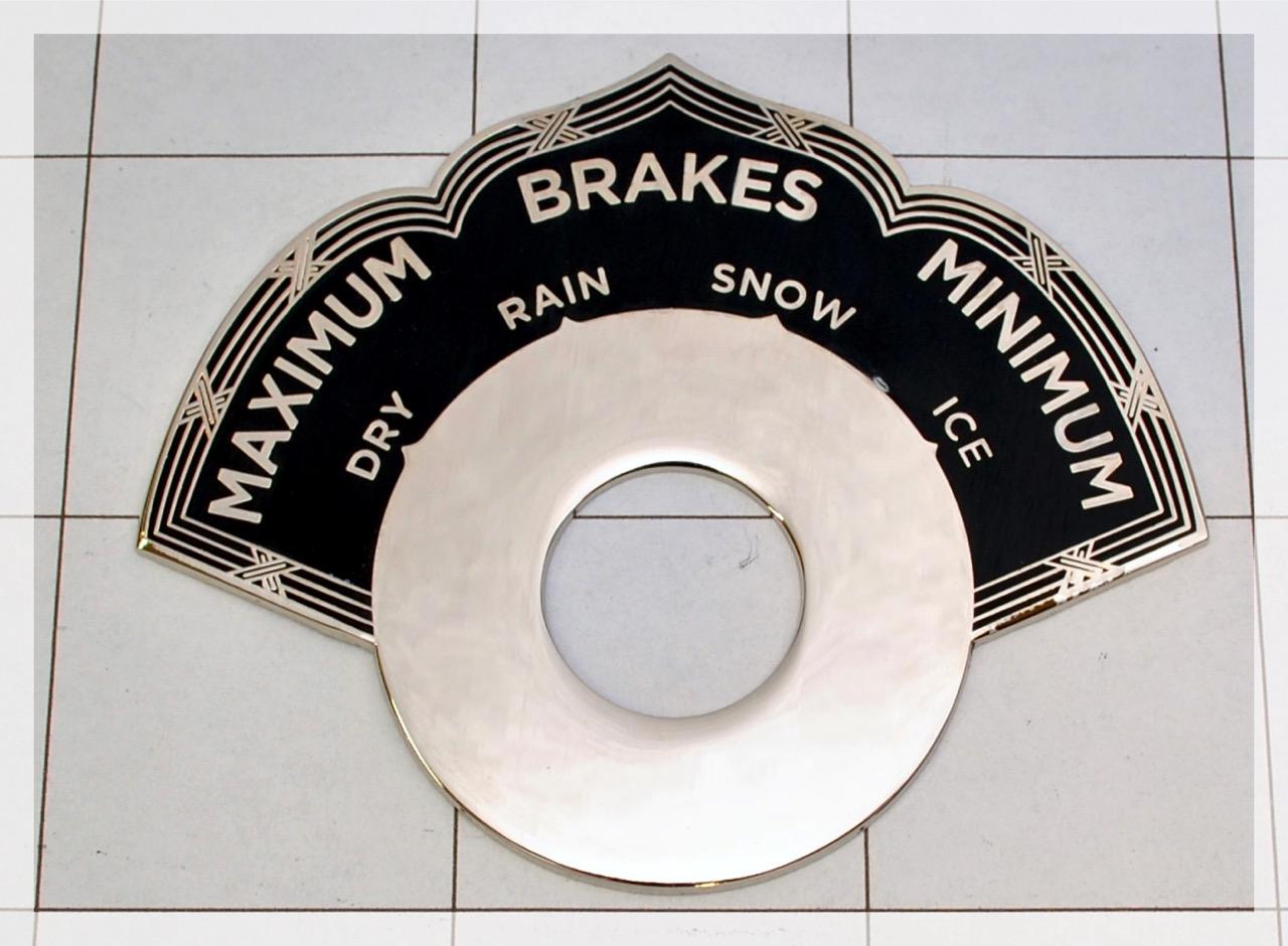 Auburn - Duesenberg Brake