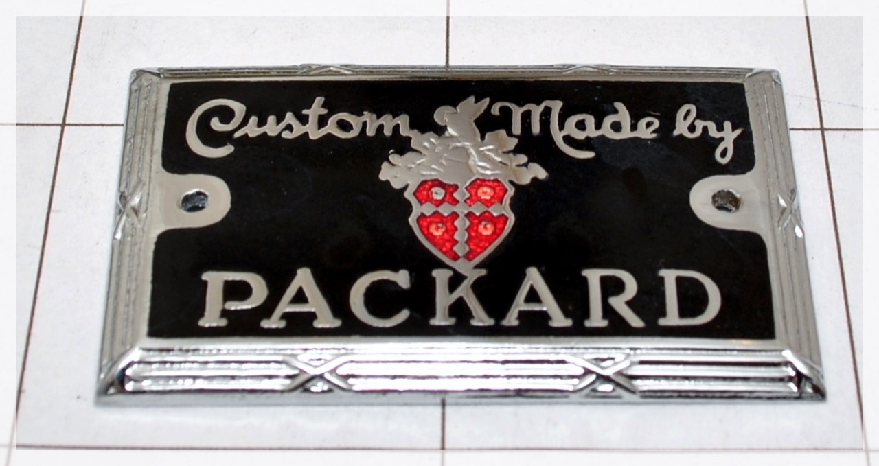 Custom Made by Packard