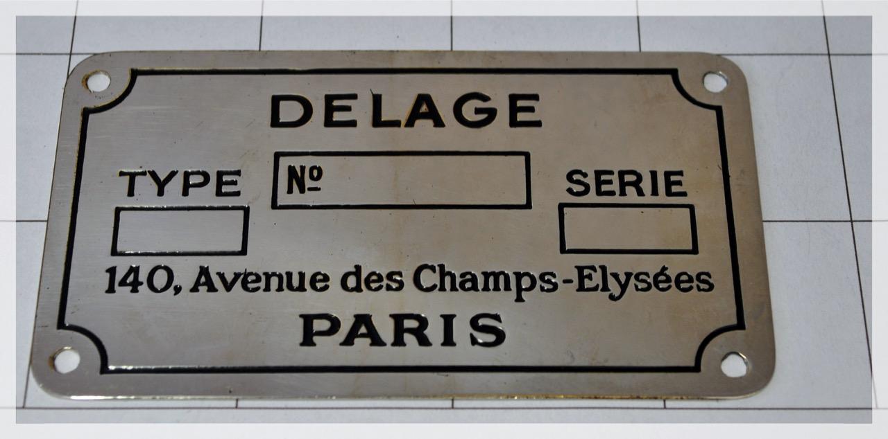 Delage - 1