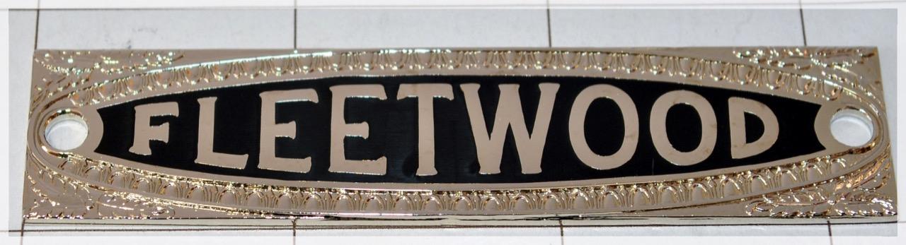 Fleetwood - 1