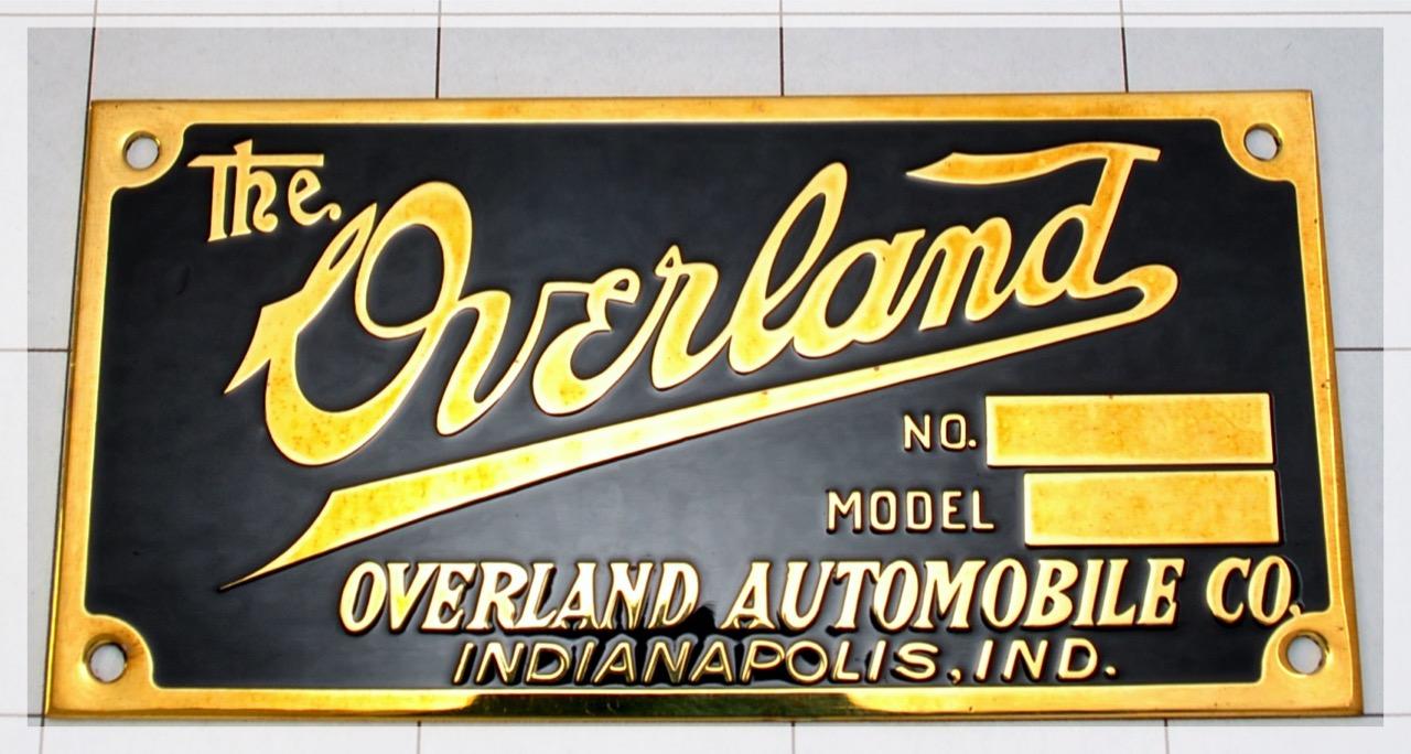 Overland - 1