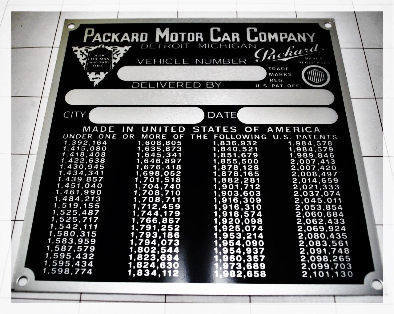 Packard 39